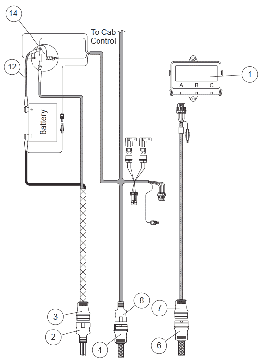 western  fisher 3plug isolation module wiring diagram