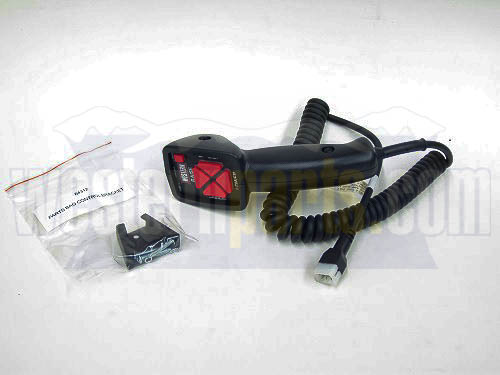 56462 western 6-pin handheld controller for straight blade snow plow