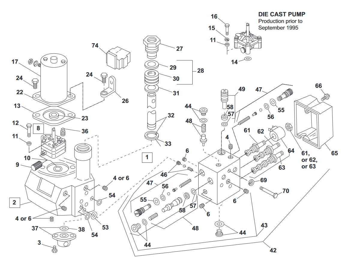 Western Snow Plow Pump Diagram - Wiring Diagram Srconds on