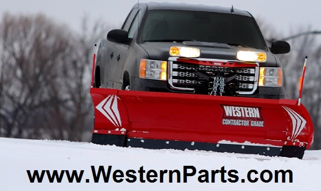 Western Snow Plow Parts